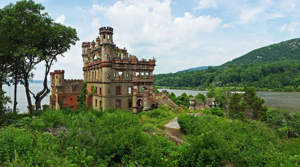 Bannerman Castle has become a backdrop to many cultural events