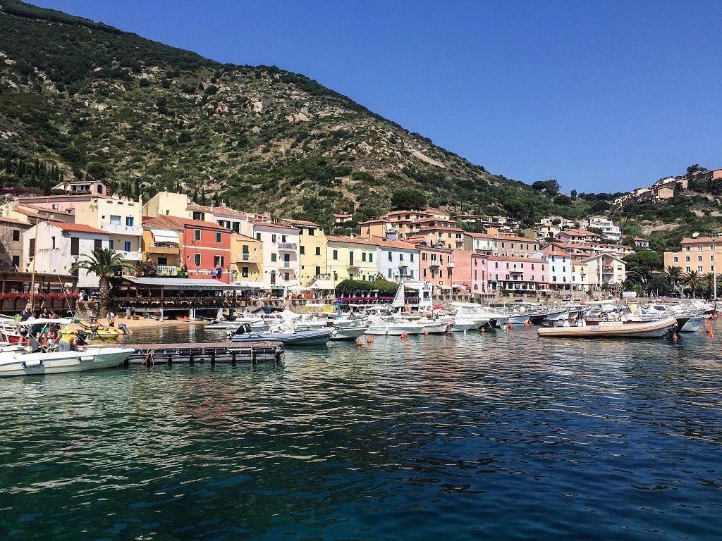 giglio island tuscany
