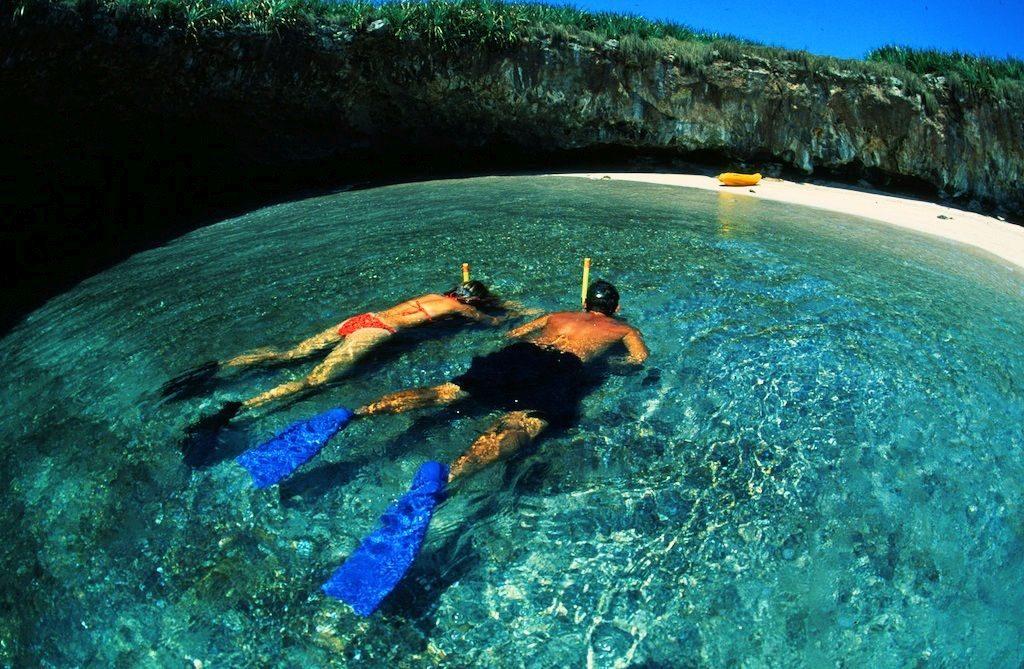 snorkelling mexico pacific coast Marietas-Eco-Discovery-02 - 1024 x 669