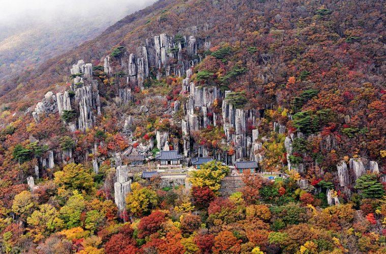Mudeungsan Area, Republic of Korea