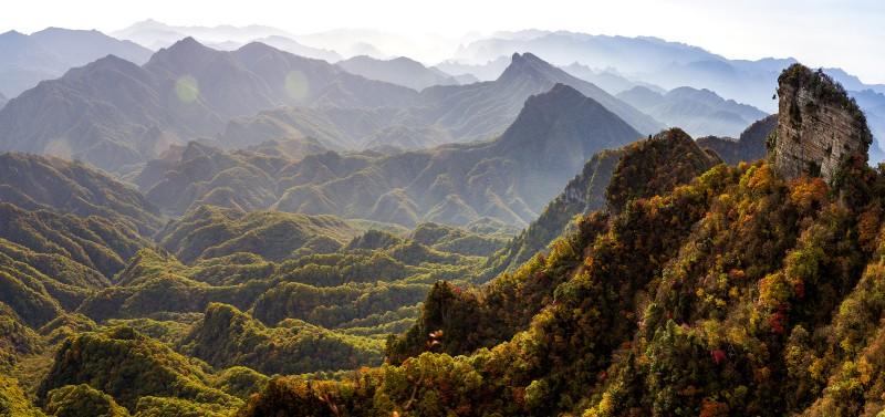 Guangwushan-Nuoshuihe, China
