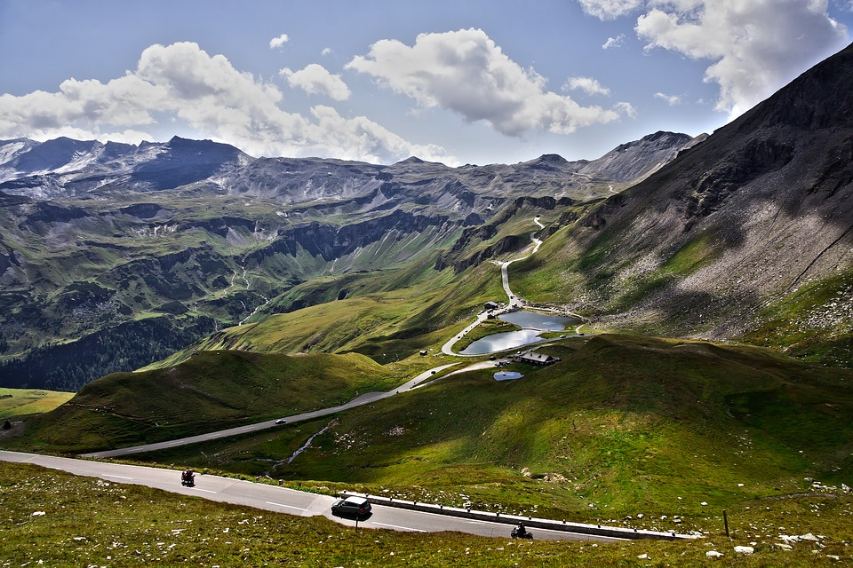 Grossglockner Mountains High Alpine Road Pass outdoors