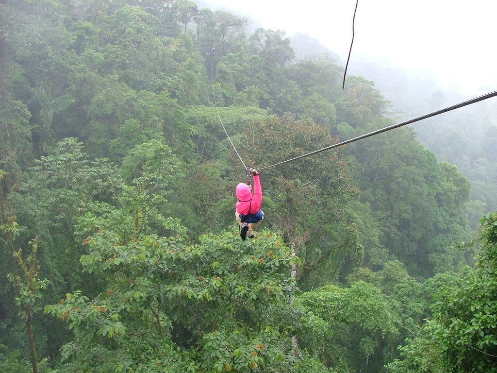 zip line adventure costa rica
