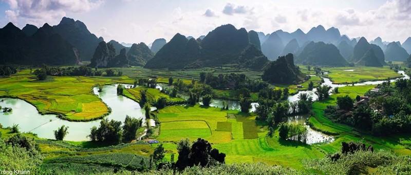 Cao Bang, Viet Nam