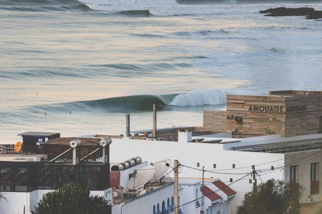 surfing morocco outdoors
