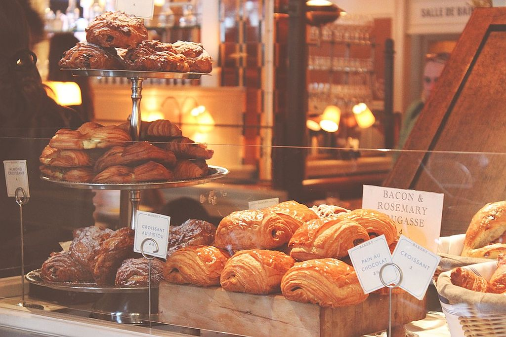 Croissants and Other French Baked Goods