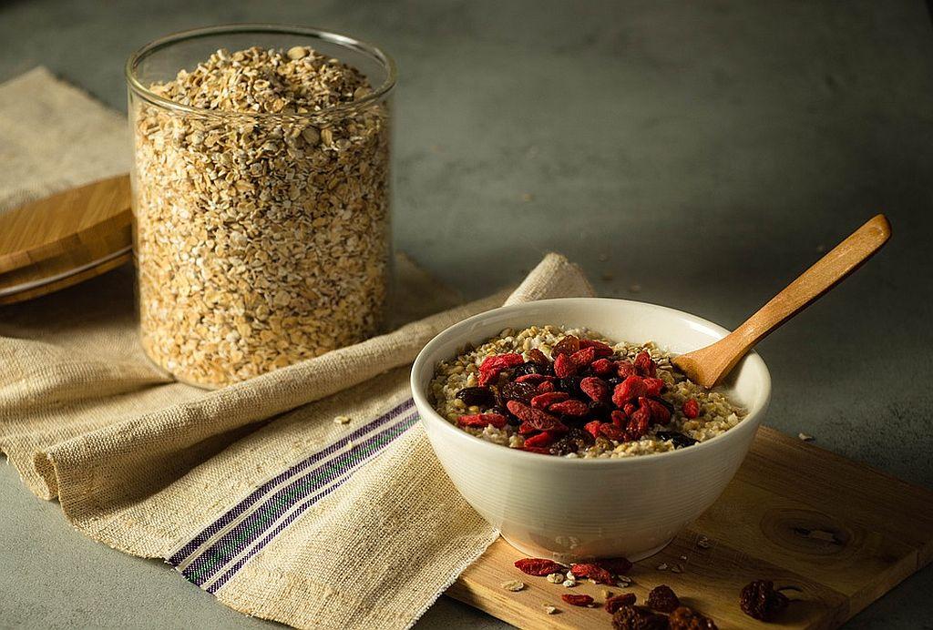 Porridge to Eat in Copenhagen