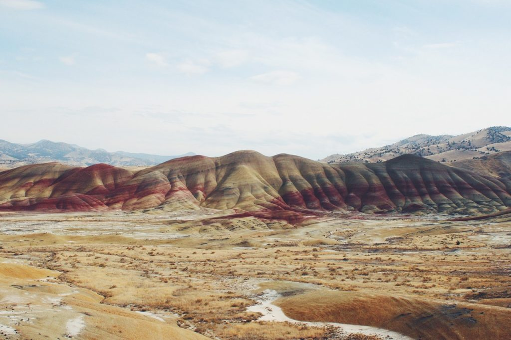 Painted Hills in Oregon: A top west coast travel destination