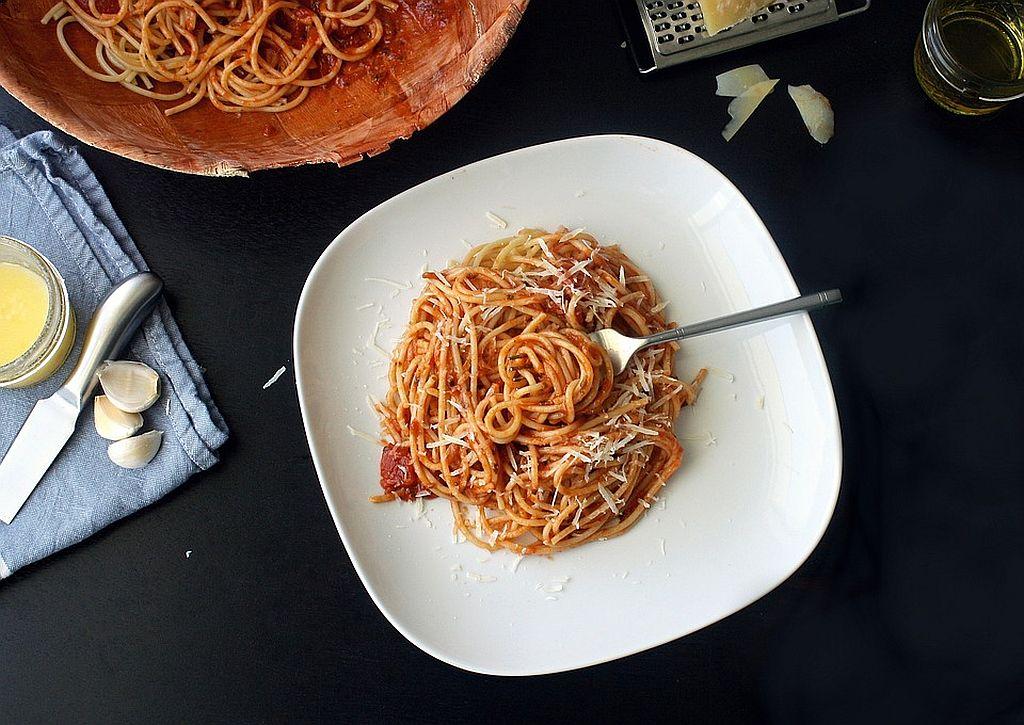 Italian Pasta to Eat in Tuscany