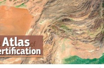 New World Atlas of Desertification by the European Commission