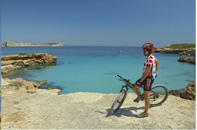 Balearic Island tourist-board Ibiza cycling spain vacation - 1024 x 681