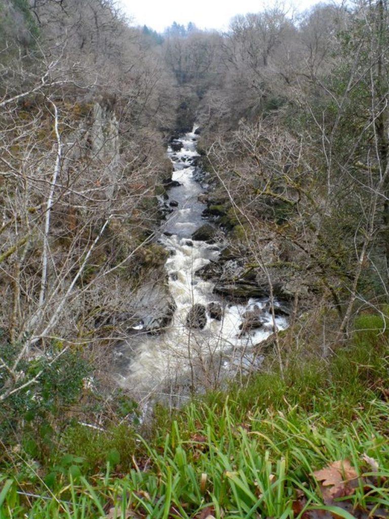 waterfalls wales