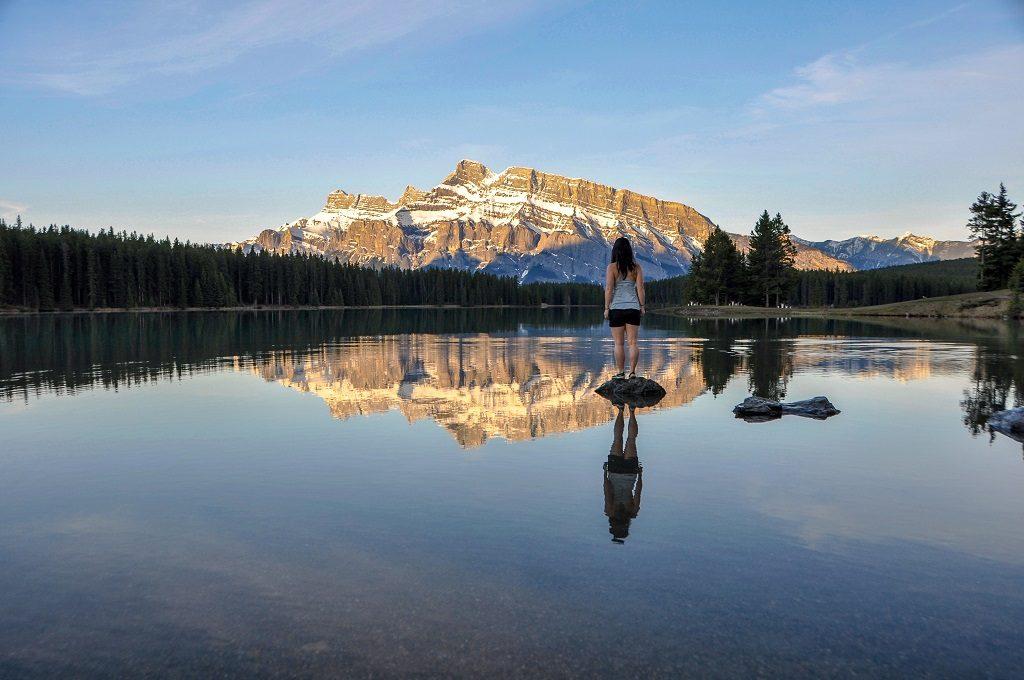 Two Jack Lake canada