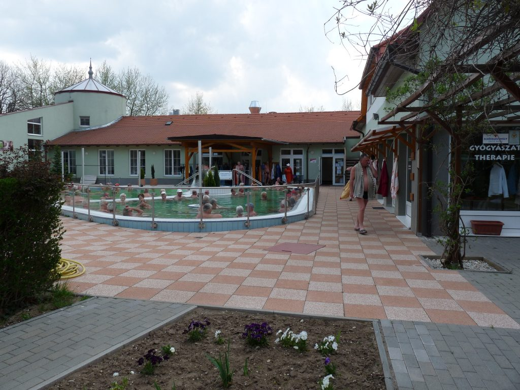 Pools in Hegykó