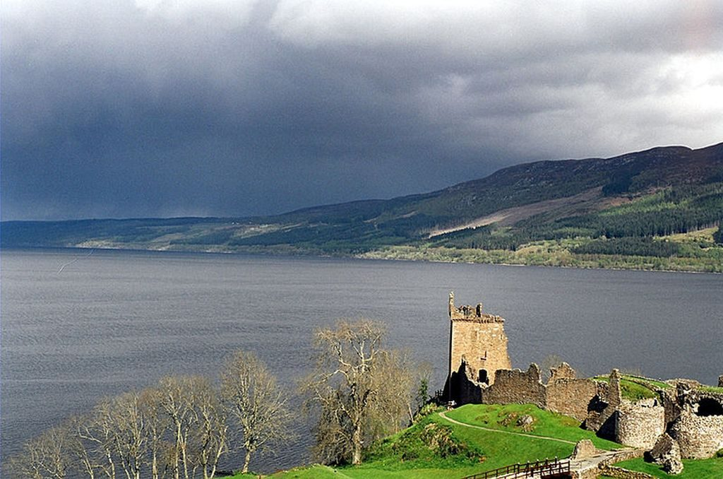 Loch Ness scotland uk