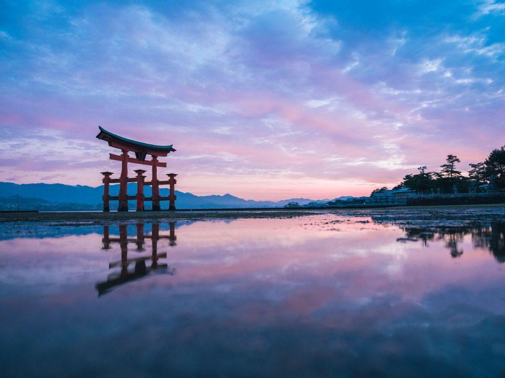 Miyajima, Hiroshima japan trip