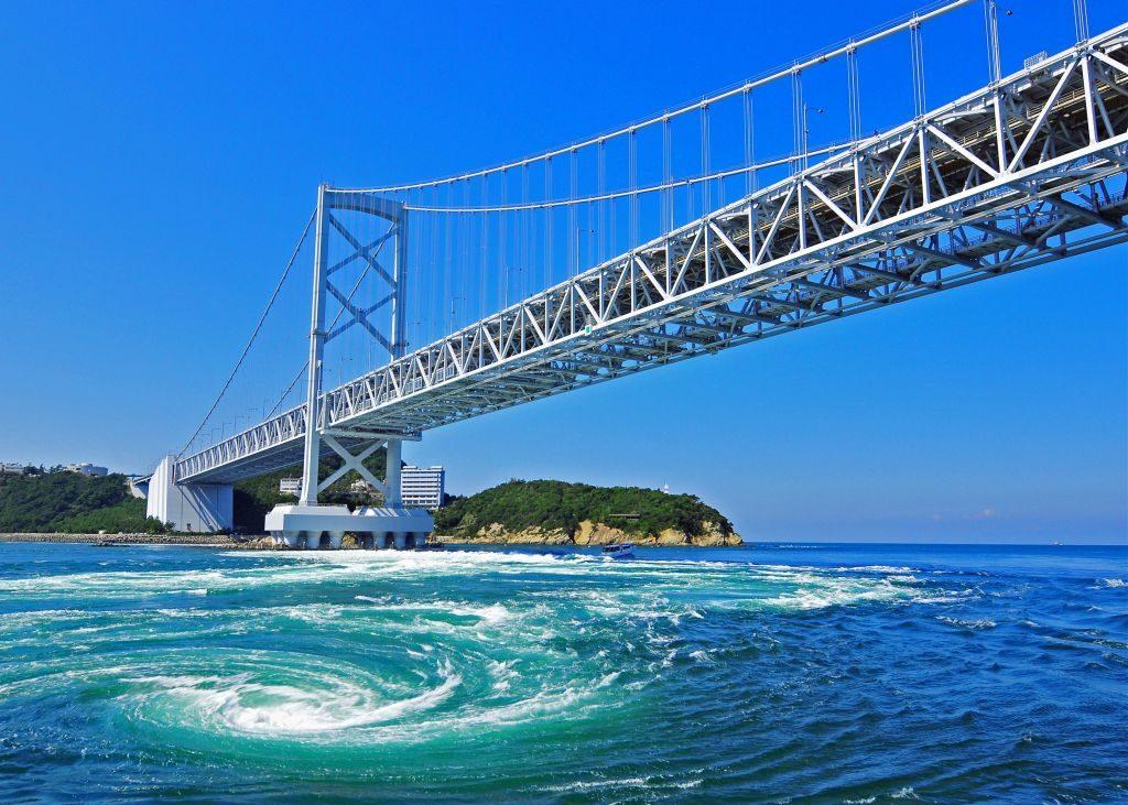 Naruto Whirlpool boat adventure japan
