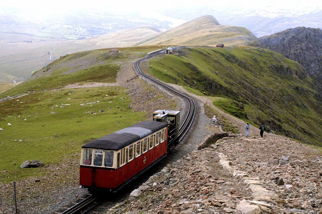 Snowdon Railway wales