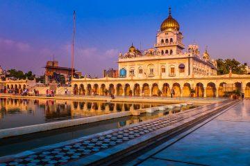 india delhi gurudwara bangla sahib off connaught place