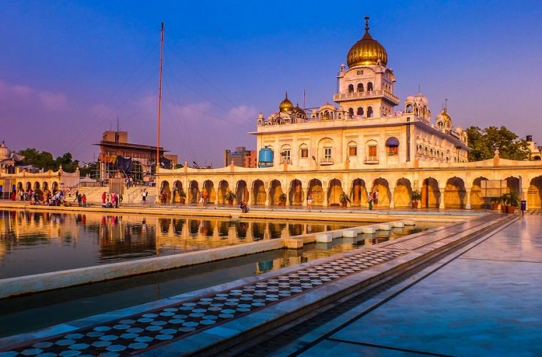 india delhi gurudwara bangla sahib off connaught place