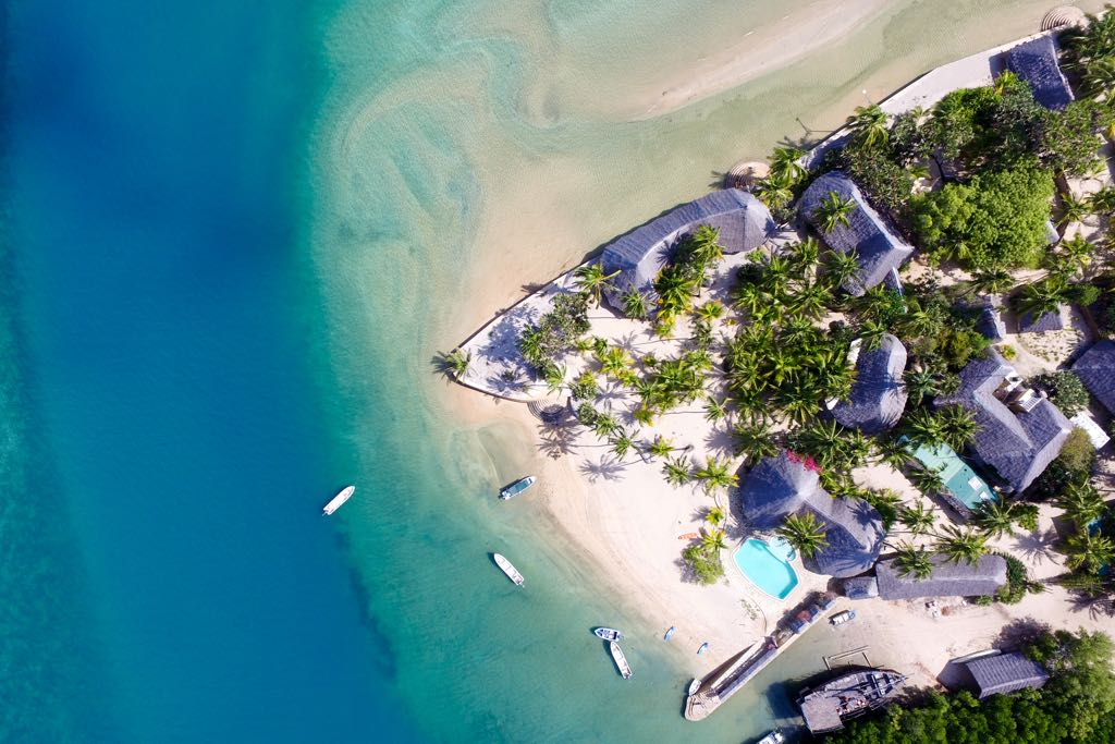 Manda Bay, Kenya best beaches world