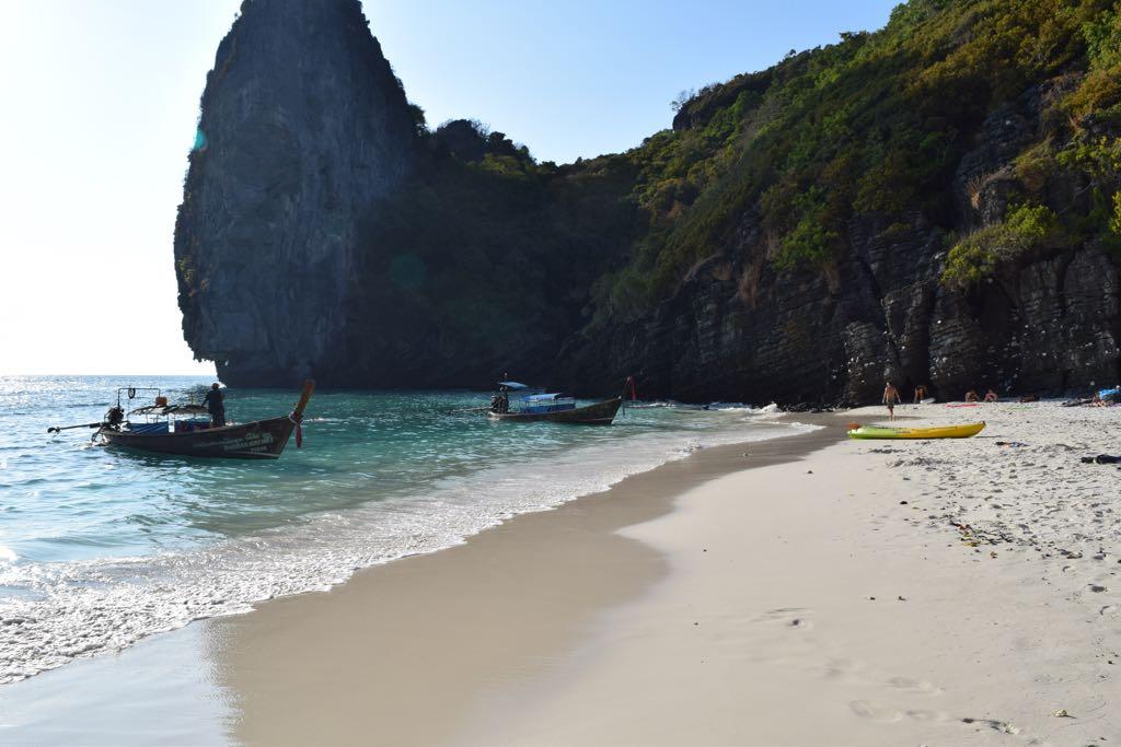 Nui Beach, Koh Phi Phi, Thailand