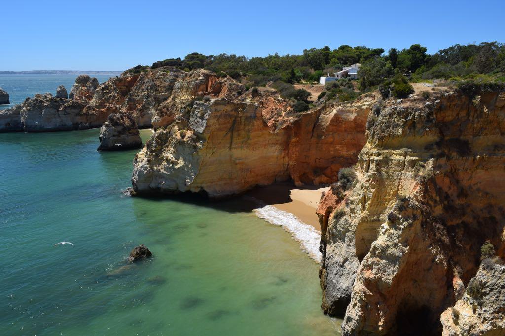 Praia de João de Arens, Algarve, Portugal