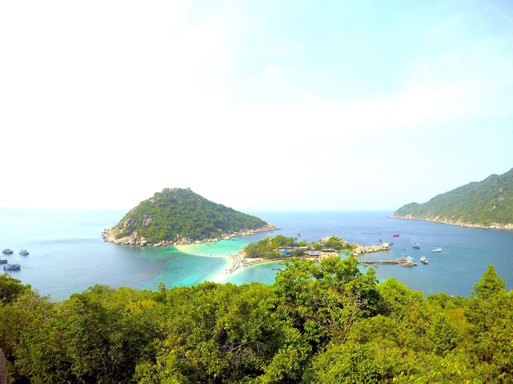 Koh Nang Yuan Beach, Koh Tao, Thailand