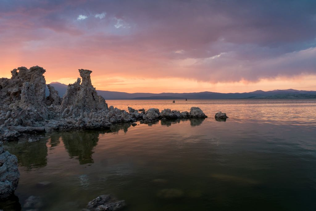 Mono Lake County, Inyo National Forest, Sagehen Meadows Campground, California, United States of America