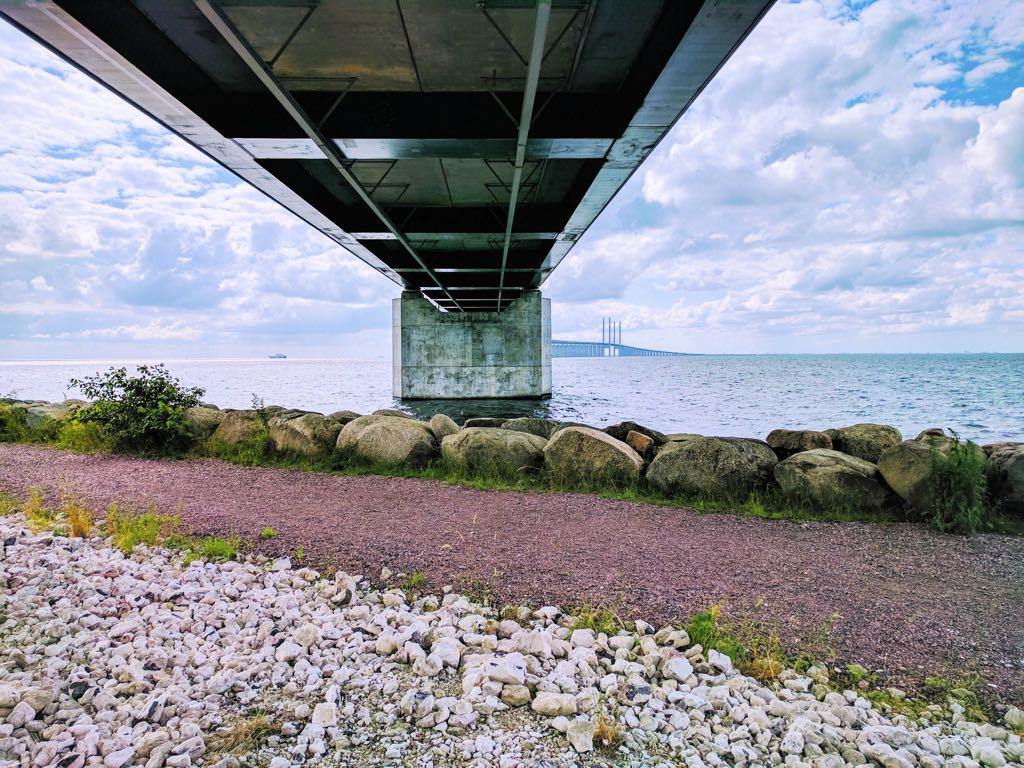 Øresund Bridge, Malmö, Sweden