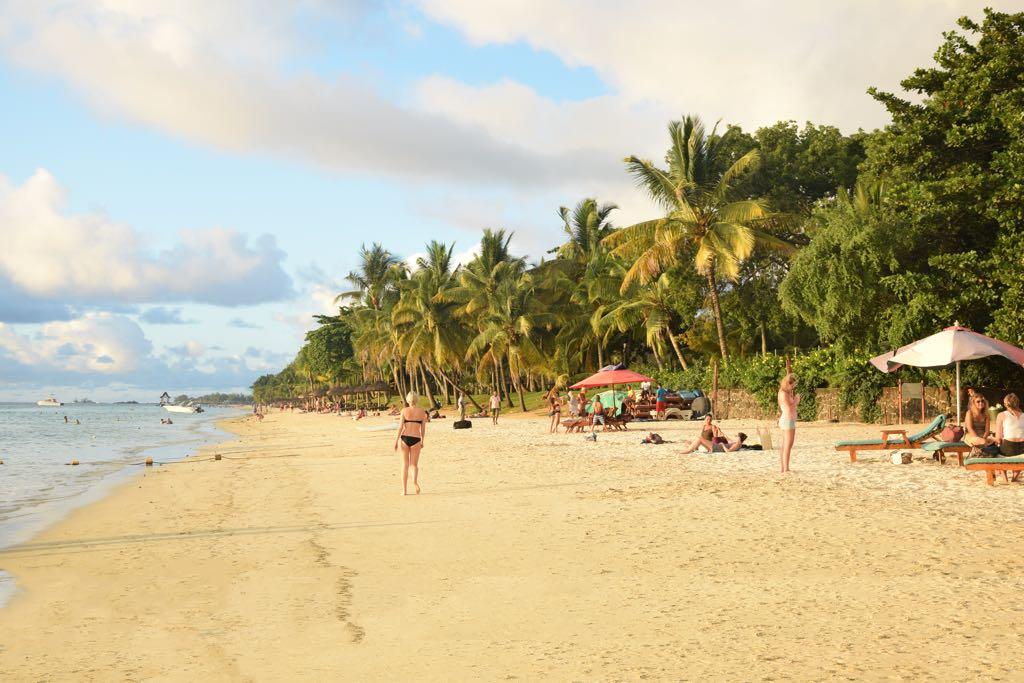 Trou aux Biches Beach, Mauritius