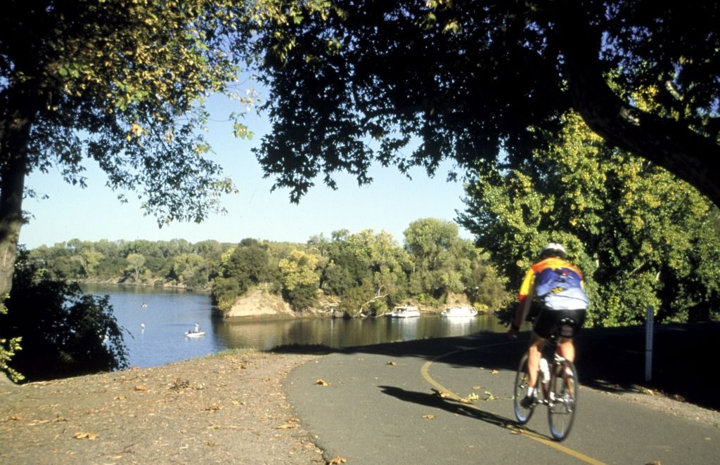 American River Bike Trail sacramento