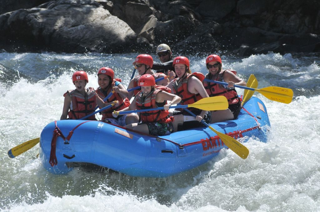American River Rafting sacramento
