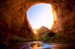 Coyote Gulch lesser-known American destinations
