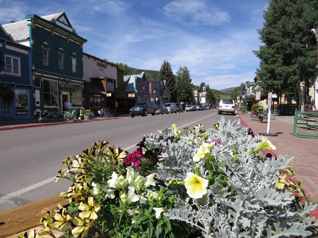 Beautiful Crested Butte