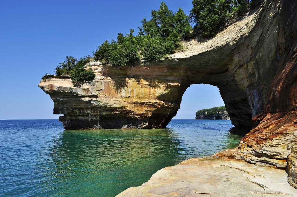 Pictured Rocks National Lakeshore national parks