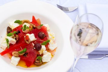 watermelon and feta salad recipe