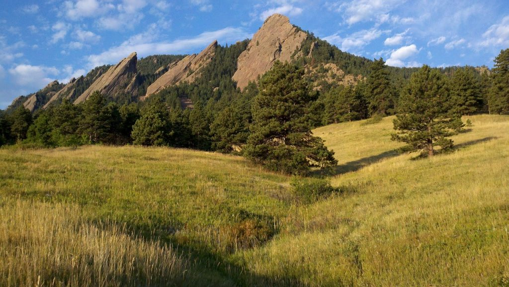 Have a Colorado Adventure at The Flatirons in Boulder