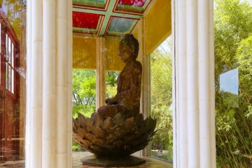buddha tabasco tour avery island louisiana - 1024 x 683