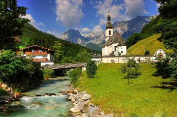 Church in europe outdoors lesser-known Europe destinations