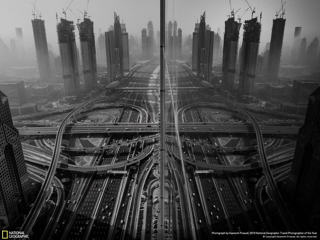 cities nat geo reflection