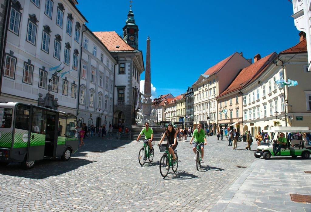 cycling adventure ljubljana slovenia - 1024 x 698