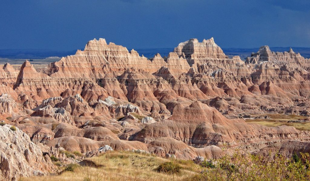 Badlands National Park national parks