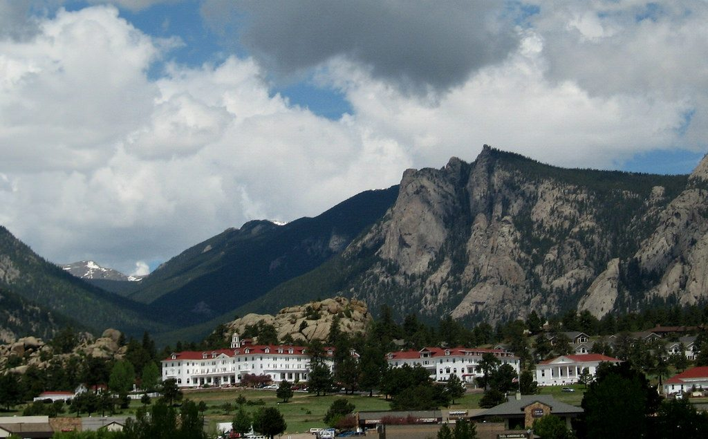 The Stanley Hotel outdoors