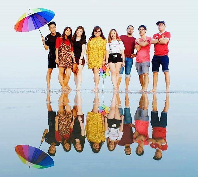 malaysia Sky Mirror, Selangor @skyler_dreamit
