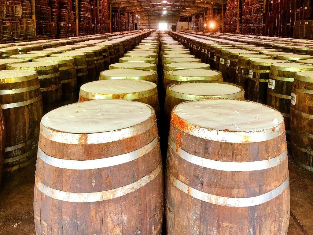 tabasco warehouse avery island louisiana - 1024 x 768