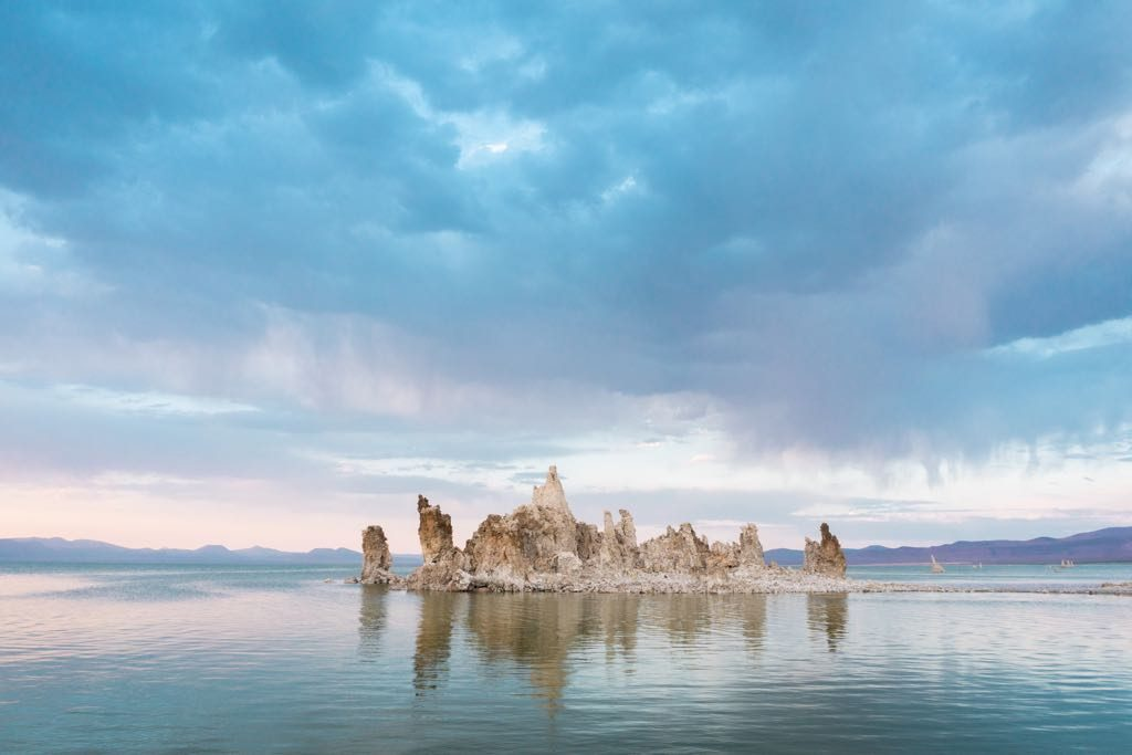 Mono Lake Mammoth, California, United States of America