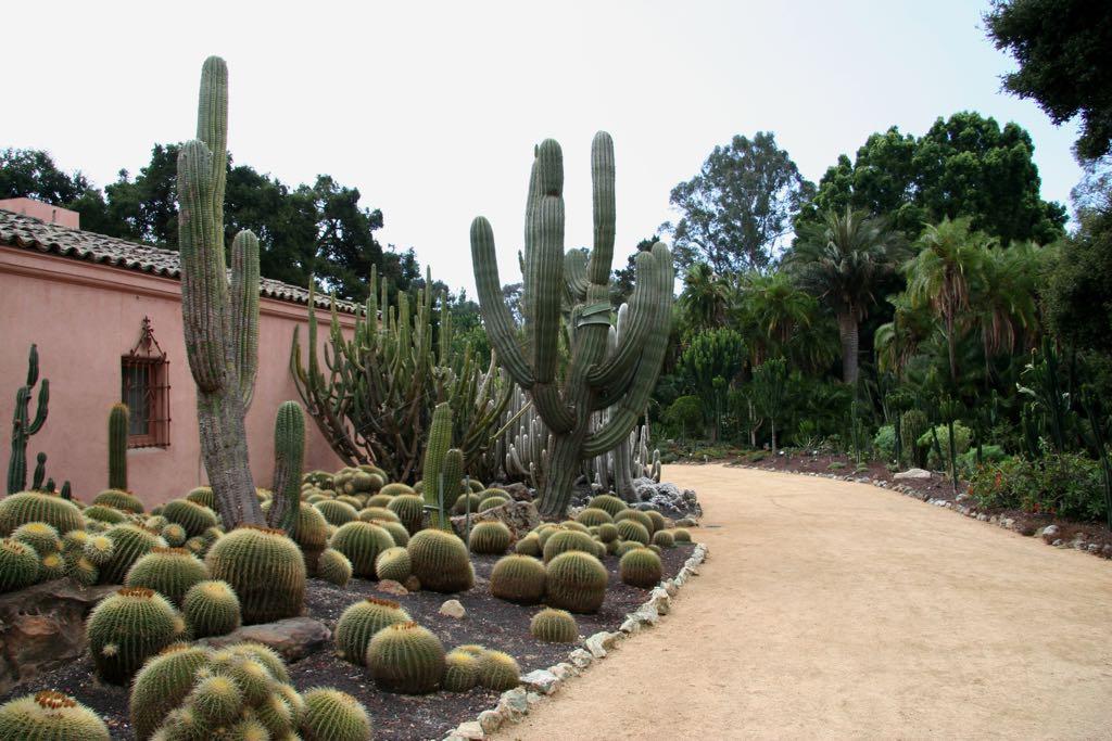 Lotusland, Santa Barbara, United States of America