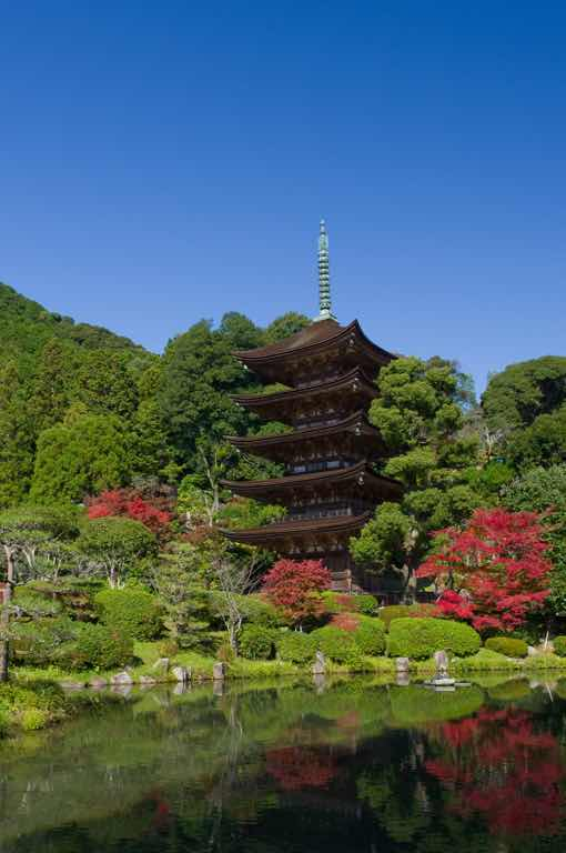 Ruriko, Rurikō-ji Temple, Yamaguchi Xavier Memorial Church, Japan