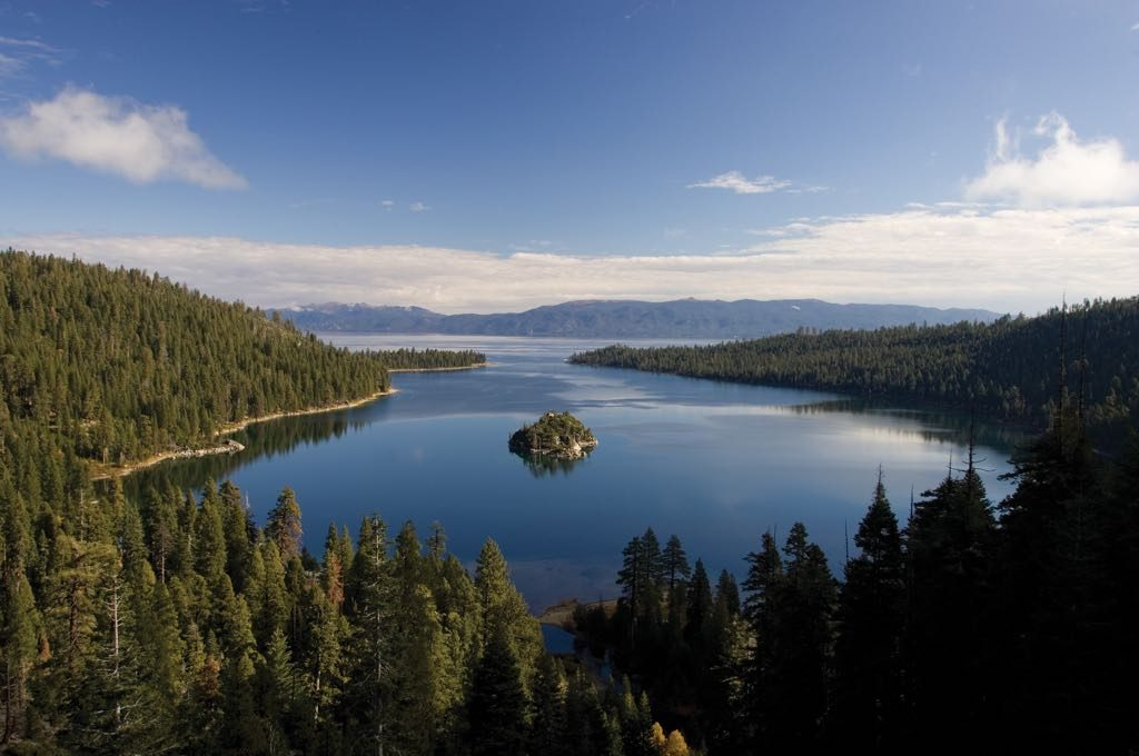 Emerald Bay, Tahoe, South Lake, United States of America